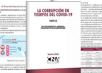"""El CNA, mostró irregularidades en cuanto a la compra de los componentes del tratamiento """"Maíz"""" adquirido por Invest-H versus el fideicomiso de un banco nacional."""
