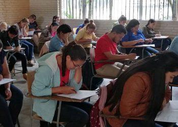 El concurso de plazas docentes se realizaría en agosto, pero debido a inconvenientes se pospuso para septiembre.