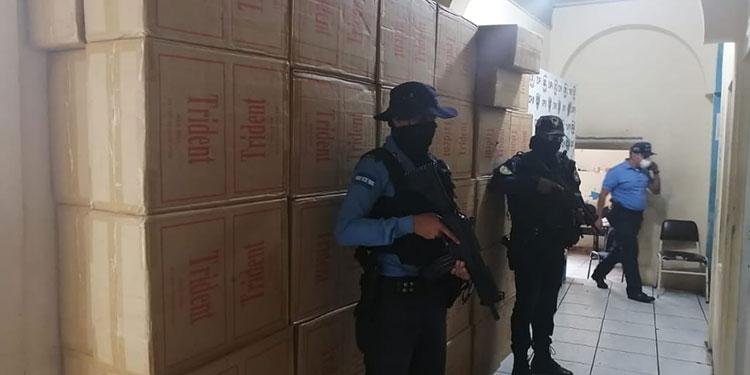 El contrabando es un delito