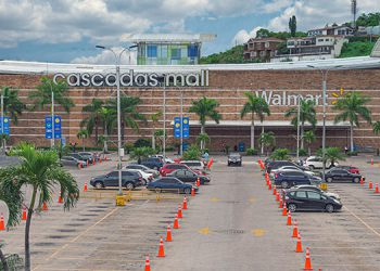 Cascadas Mall reinicia operaciones de 7:00 am -8:00 pm comprometido con una operación responsable