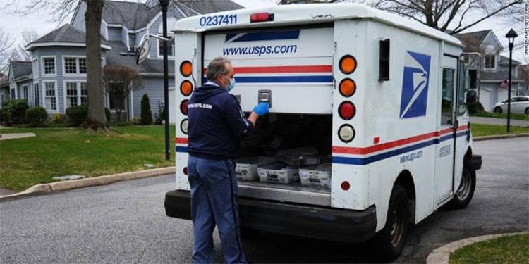 Mueren miles de pollos por caos en servicio postal de EEUU