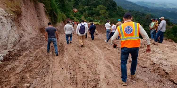 Autoridades comenzaron estudios para determinar si la zona continúa en riesgo.