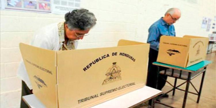 Borrador de la nueva Ley Electoral