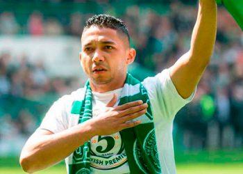 Emilio Izaguirre: Jugar la Liga de Campeones fue mi sueño desde niño