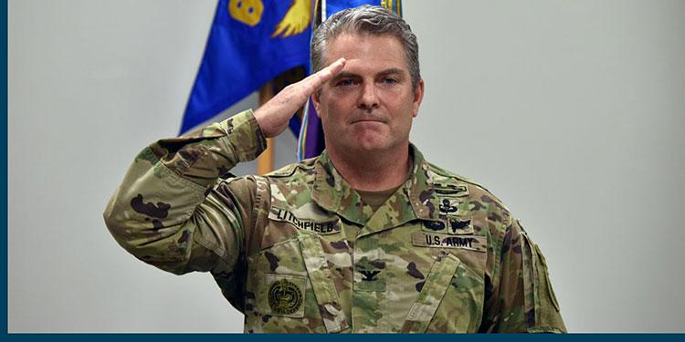 Fuerza de Tarea Conjunta Bravo recibe nuevo comandante