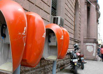 L80 millones caen pagos de servicios a Hondutel