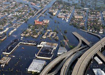 El huracán Katrina causó enorme pérdidas y ha sido de los más feroces.