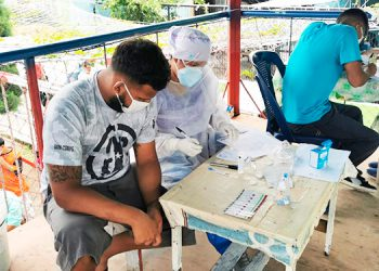 INP: El 53% de los reos contagiados con COVID-19 han vencido el virus