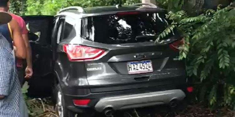 """Pistoleros ultiman propietario de """"car-wash"""" tras perseguir su auto"""