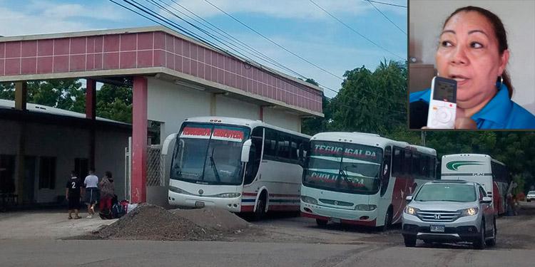 IHTT: Lunes comienza transporte interurbano en Choluteca