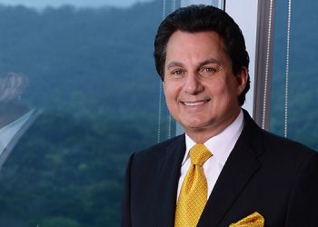 """Mario Canahuati: """"Durante años hemos contribuido al desarrollo socio económico del país""""."""