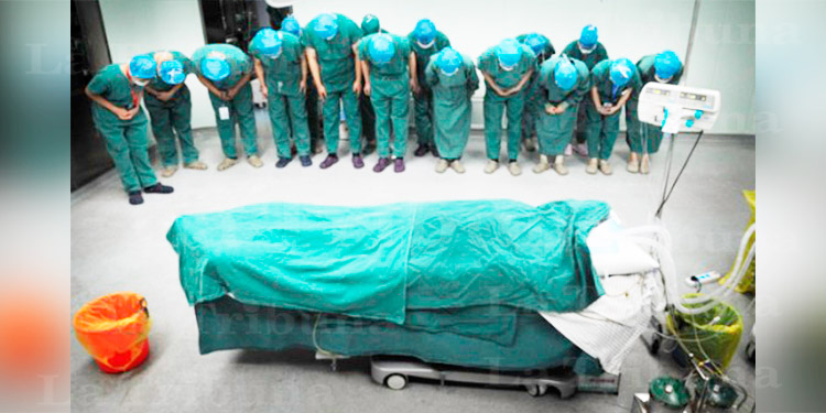 Carlos Umaña: 37 médicos han muerto por COVID-19 en Honduras
