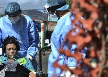 Según las autoridades sanitarias, los casos han bajado porque la población practica las medidas de bioseguridad.