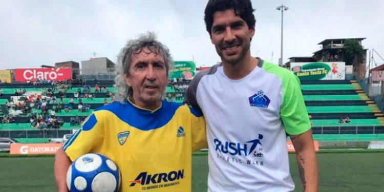 El Salvador busca involucrar a 'Mágico' González en proyectos con el Cádiz