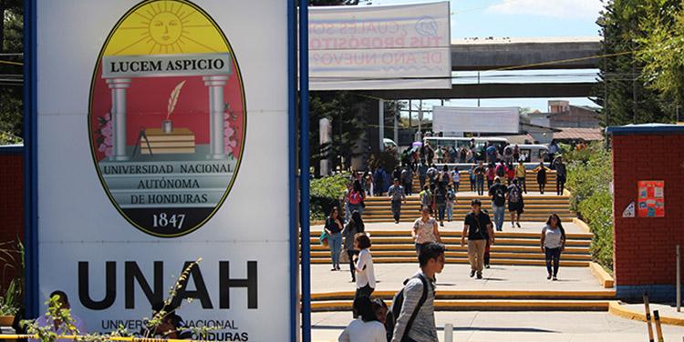 UNAH: comunicado sobre recorte presupuestario