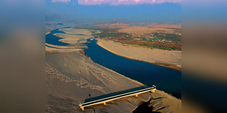 Puente Choluteca, en una metáfora fantástica del mundo cambiante