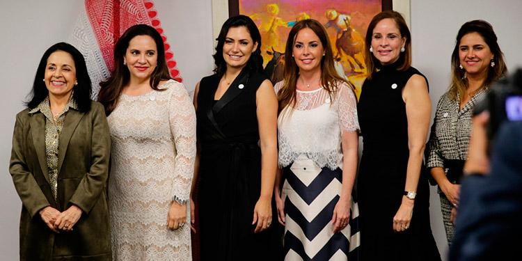 Primeras damas de la región expondrán en panel Migración en Tiempo de Pandemia