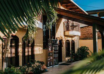 Los emprendedores han realizado fuertes inversiones para generar empleo y desarrollo en el sector rural del país. Foto de Me Late Boutique Hotel en Danlí.