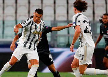Lyon deja fuera a la Juventus y a Cristiano de la Champions