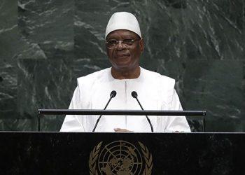 Presidente de Malí anuncia su dimisión