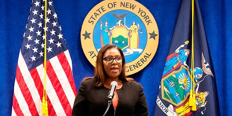 Fiscal general de Nueva York pide la disolución de la Asociación del Rifle de EEUU