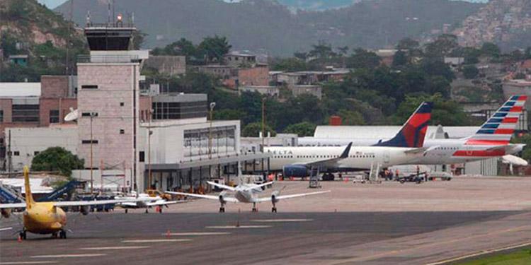 Aeropuerto Toncontín a manos de PIA