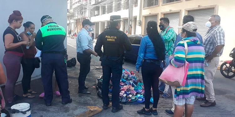 80 vendedores ambulantes podrán operar en el centro