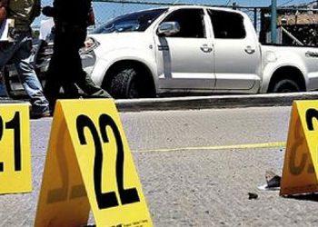 La tendencia es a registrar una disminución significativa de muertes violentas en comparación al año anterior, encabezando la lista el departamento de Cortés con 199 homicidios menos.