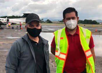 Yani Rosenthal llega a Honduras