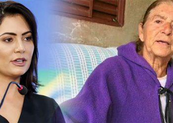 La abuela de la esposa de Bolsonaro muere víctima de COVID-19