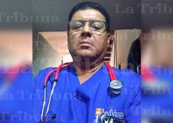 Médico muere por sospecha de COVID-19 en Tegucigalpa