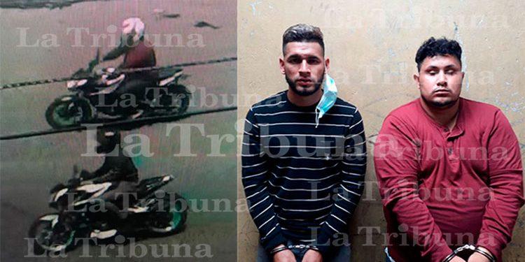 Detienen a dos asaltantes tras ser identificados por sus víctimas en la capital