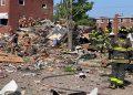 Explosión sacude vecindario de Baltimore, EEUU