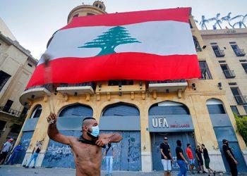 Ministra libanesa de Información renuncia tras explosión