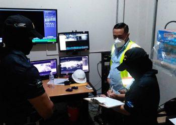 La ATIC solicitó el acceso a las cámaras de seguridad para determinar cuándo fue el ingreso de las pruebas.