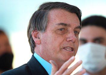 Bolsonaro habla sobre las 100,000 muertes por COVID-19 pero critica a los medios