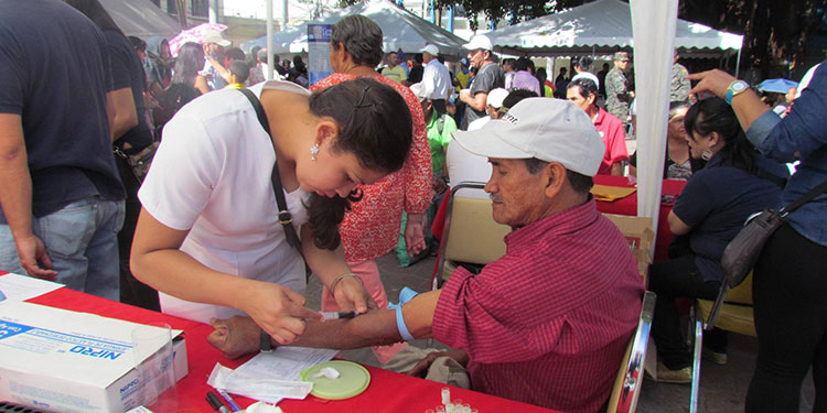 Inician brigadas médicas en Comayagua