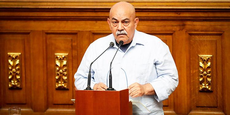Muere por COVID-19 el jefe de Gobierno de Caracas, Venezuela