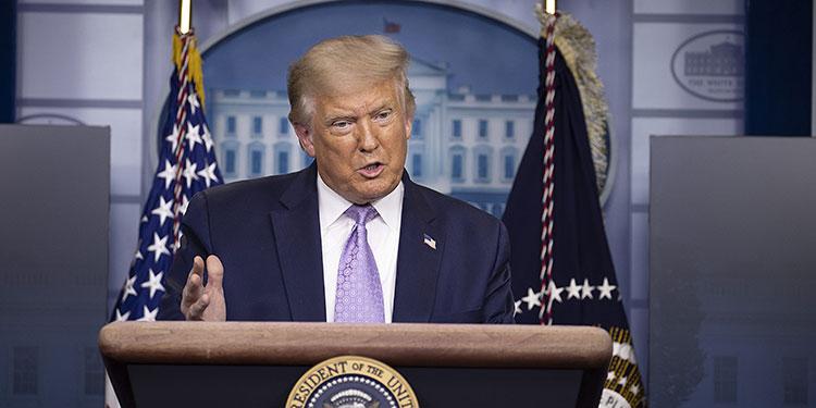 """Donald Trump """"ya está haciendo trampas en estas elecciones"""" dice su sobrina"""