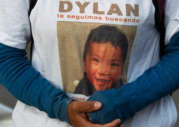 Hallan a niño de dos años desaparecido en el sur de México