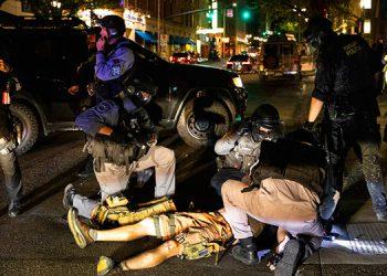 EEUU: manifestaciones en centro de Portland dejan un muerto