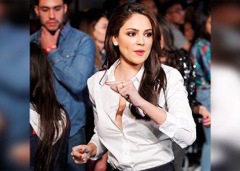 Eiza González salta en redes contra misoginia tras comparaciones con Belinda