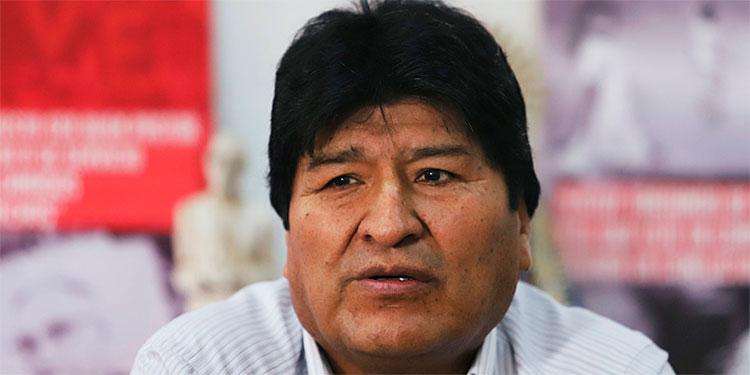 Nueva denuncia contra Evo Morales por presuntas relaciones con menores