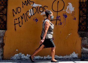 """""""Mujer no estás sola"""" campaña en Honduras contra la violencia de género"""