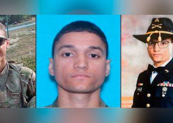 Encuentran ahorcado a un tercer soldado desaparecido de Fort Hood