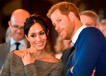 Sale a la luz proyecto secreto del Príncipe Harry y Meghan Markle en Hollywood