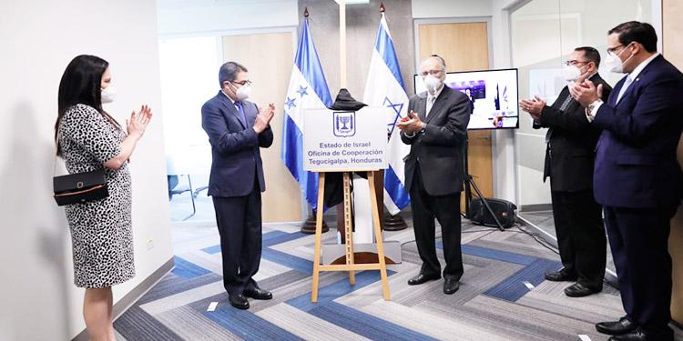 Israel ve como un 'paso importante' la apertura de su oficina en Honduras