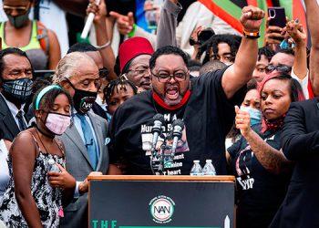 Padre de Jacob Blake: Hay dos sistemas de justicia, uno negro y otro blanco