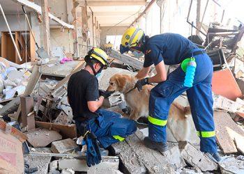 154 muertos y 120 heridos graves por la explosión en Beirut, según el ministro de Salud