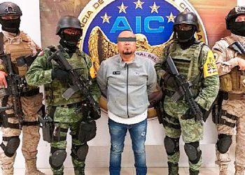 El capo mexicano el Marro es trasladado a cárcel de máxima seguridad